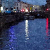 ночные огни :: sv.kaschuk