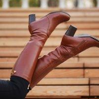 Ноги модели. :: Эрик Делиев