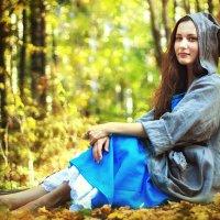 В эльфийском лесу :: Екатерина Степанова