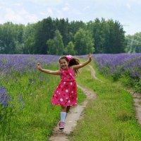 Фиолетовое настроение... :: Светлана Карнаух