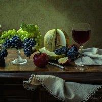 Десерт с вином :: Ирина Приходько