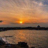 Закат над Херсонесом :: Александр Пушкарёв