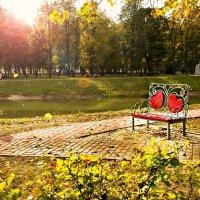 люблю осень! :: Marina Khodakova