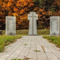 немецкое военное кладбище :: Игорь Чичиль