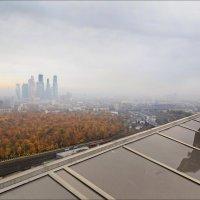 Леди Осень :: Георгий Ланчевский