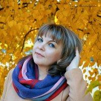 такая осень :: Татьяна Ковалькова