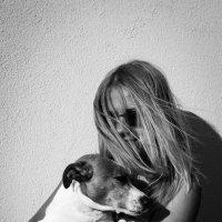 Дама с собачкой :: Gotardo Ro