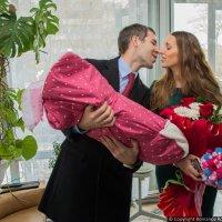 У моего друга Виктора родился ребенок. :: Роман Романов