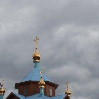 Храм в ведение Пресвятой Богородицы,Большая Рязань,Тольятти :: Ирина ***