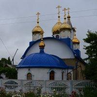 Церквушка :: Виктор Хорьяков