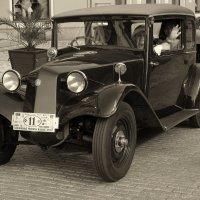 Ретро автомобиль Татра Tatra  57 :: Евгений Кривошеев