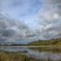 Река Волхов :: виктория Скрыльникова