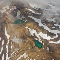 а на вершинах только снег и вода :: Petr Popov