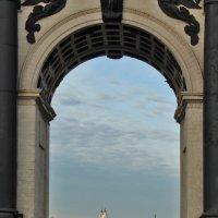 треумфальная арка :: Илья