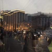 В Круге света, или страшный сон сотрудника ДПС :: Ирина Данилова