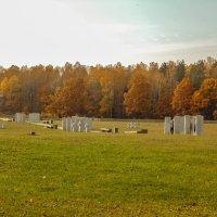 немецке военное кладбище :: Игорь Чичиль