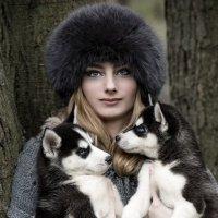 Царица волков :: Наталья Комарова