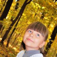 золотая осень :: Юлия Коноваленко (Останина)