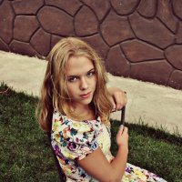 Лена :: An Alexandra Faller