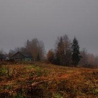 Туманы октября... :: Федор Кованский