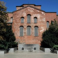 Одна из старейших церквей Софии :: Елена Миронова