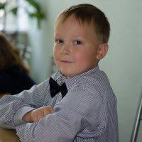 первый раз в 1 класс :: Оля Вишнякова