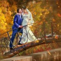 осенний поцелуй :: Борис Медведев