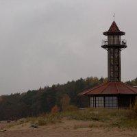 Здание с башней :: Aнна Зарубина