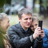 Счастливая семья :: Михаил Сотников