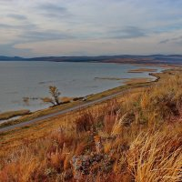 Осенний пейзаж. :: Наталья Юрова