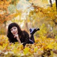 Яркая Осень :: Ирина Малинина