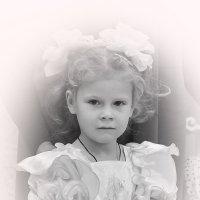 Портрет девочки с бантами... :: Tatiana Markova