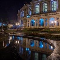 Вечернии прогулки по Одессе :: Сергей Волков