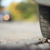 Автомобиль на стоянке :: Олег Козырев