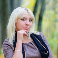 Осенний портрет. 09. :: Анатолий Клепешнёв