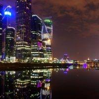 Москва-Сити :: Алексей Яковлев