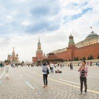 Красная площадь :: Владимир Глазырин