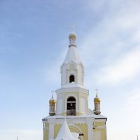 Храм во имя святого Георгия Победоносца :: Tata Wolf