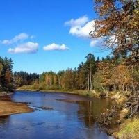 Весёлой грустью светится река... :: Лесо-Вед (Баранов)