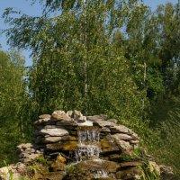 декоративный фонтан :: Таня Кулешова