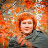 Осень в парке :: Дмитрий Соколов