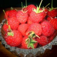 Осенняя ягода. :: Любовь