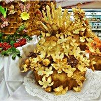 Ещё пирог. :: Валерия Комова