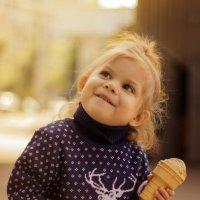 Хочешь мороженку? :: Dororo Прасолова