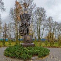 Памятник героям 1й Мировой. :: Виктор Грузнов