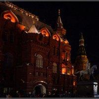 Москва вечерняя :: Владимир Воробьев