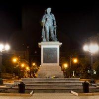 Херсон памятник основателю Потемкину :: Tim Bereshev