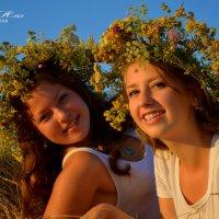 Двойной портрет :: Назаренко Юлия