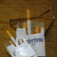 курение  убивает  или  ВОЗ :: Геннадий С.