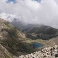 Кавказ. Мухинское озеро. :: Татьяна Ковалева